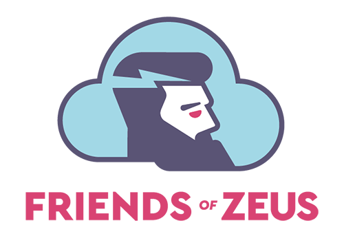 Friends of Zeus logo